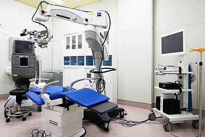 網膜硝子体手術(糖尿病網膜症)
